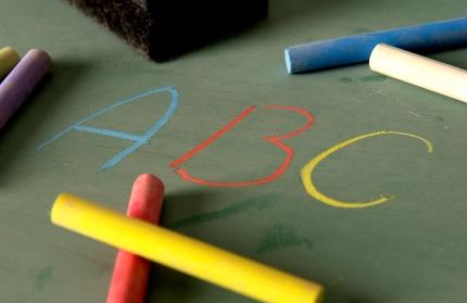 ABC-in-chalk